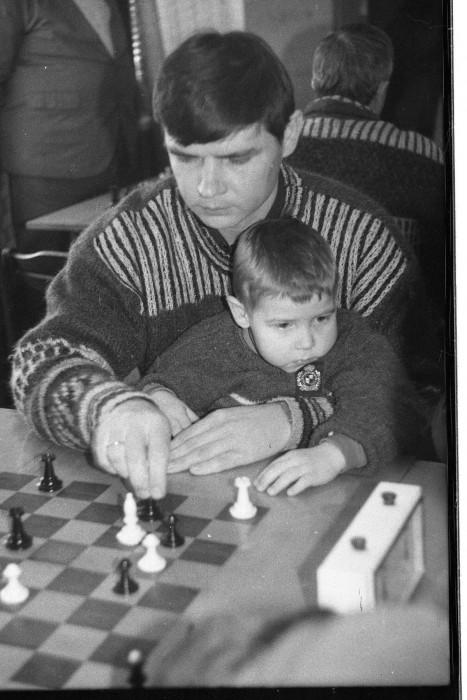 2pokolenie. Русанов Павел Владимирович с сыном